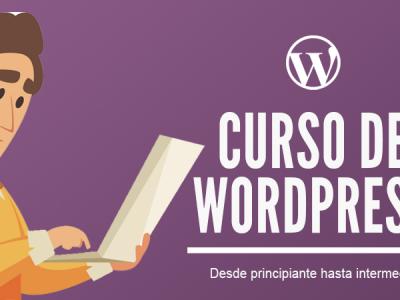 Curso de WordPress | Creación de Sitios Web