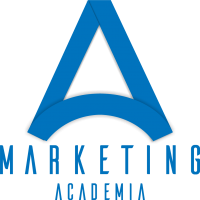 Logo Moderno Marketing Academia