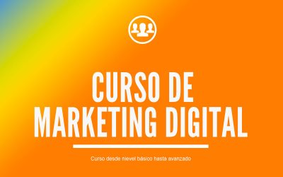Curso de Estrategias de Marketing Digital